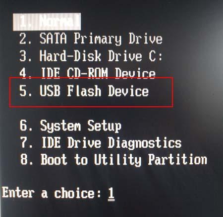 Wie boote ich vom USB-Stick? - Blog botfrei