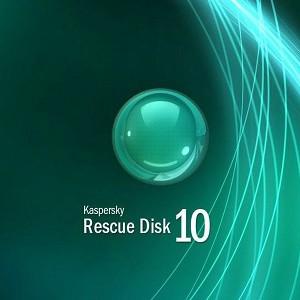 Anleitung zum Entfernen der BKA Ransomware mithilfe der Kaspersky Rescue Disk (KRD)
