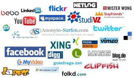 Gefahrenquelle: Soziale Netzwerke