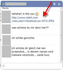 phishing beispiel