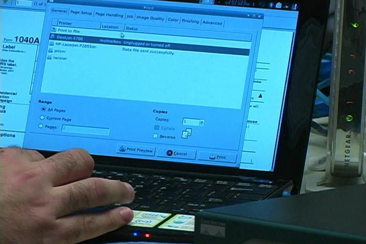 Drucker: Einfallstor ins Netzwerk (Bild:http://engineering.columbia.edu/)