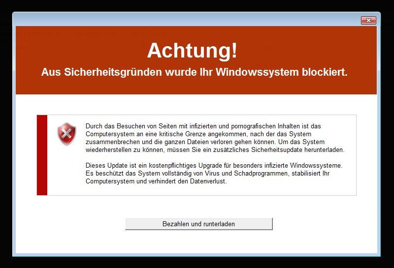 Gesperrter PC durch kostenpflichtiges Upgrade: Anleitung zum Entsperren unter Windows 7