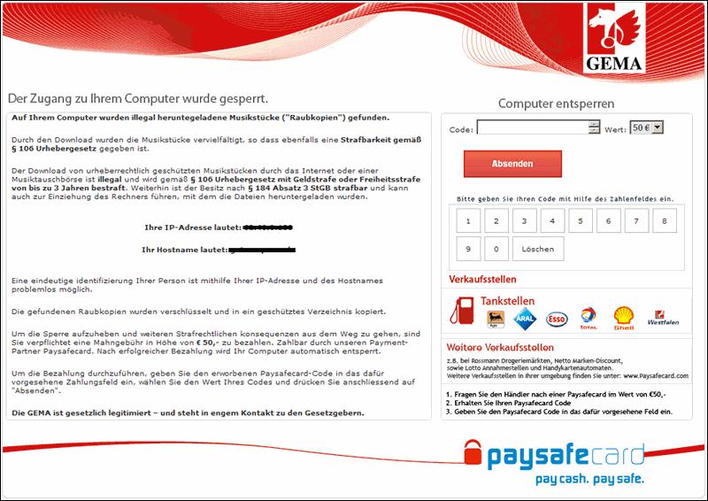 Paysafecard BereitstellungsgebГјhr