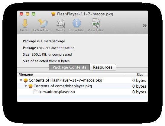 Neue Variante des Mac-Flashback Trojaners aufgetaucht