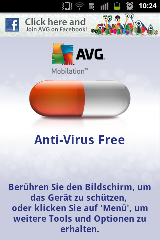 AVG Mobilation Free für Android