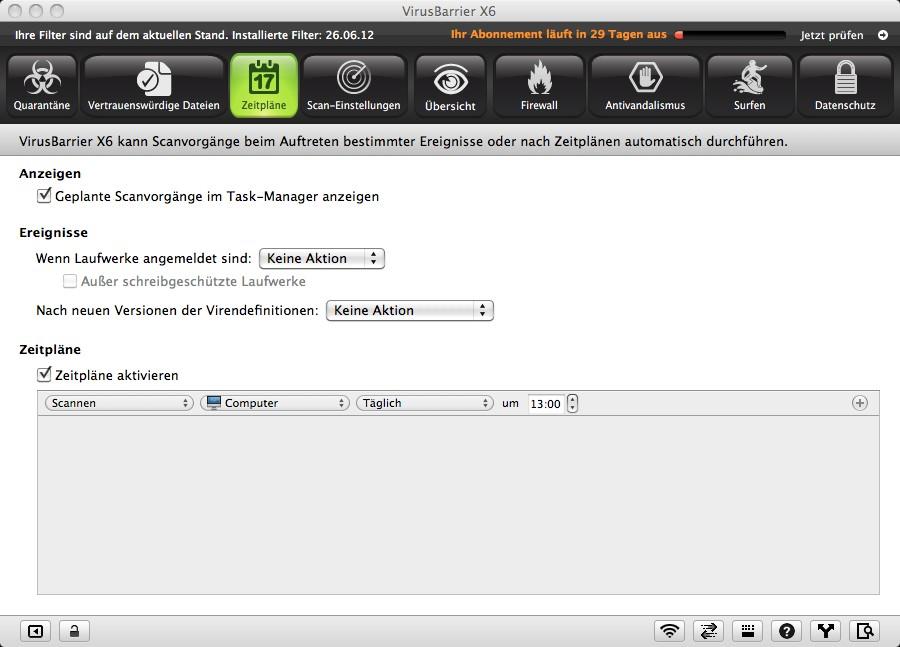 Intego updates VirusBarrier X6 to scan Apple iPad