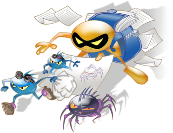 Viren, Trojaner, Würmer – Malware Begriffe erklärt