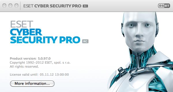 ESET Cyber Security Pro – Sicherheit für den Mac