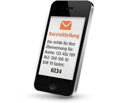 Gefährliches Update – mTAN auf Android Handys