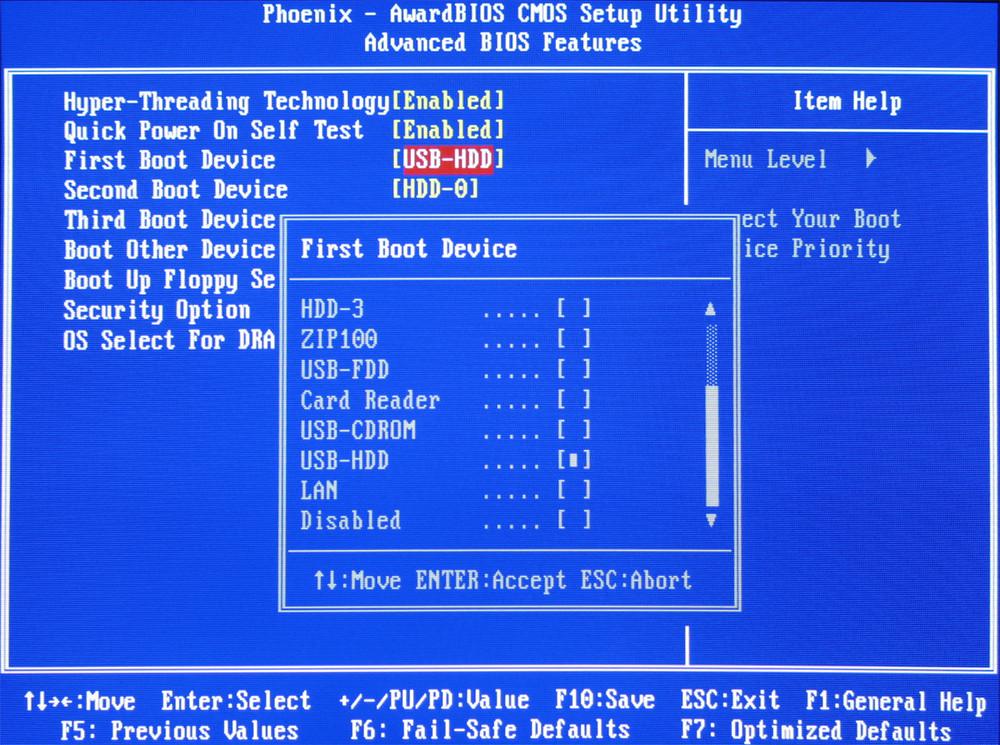 Use usb flash drive external storage