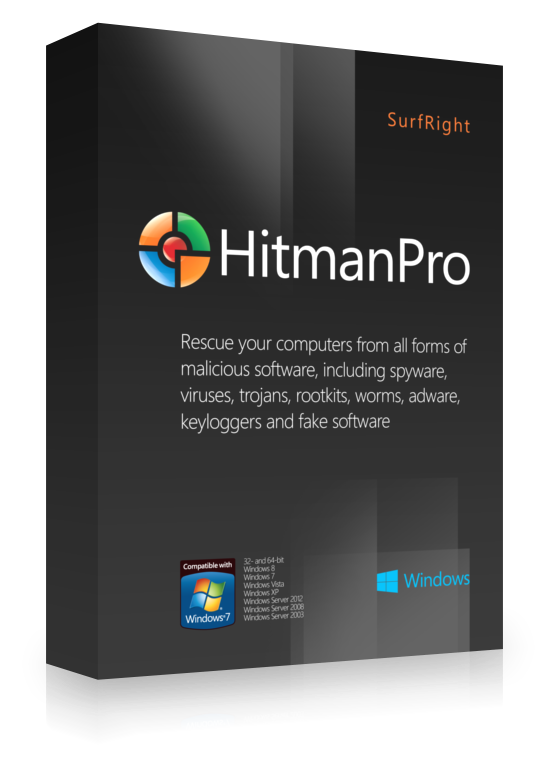 HitmanPro.Kickstart – # 2 clean a ransomed PC