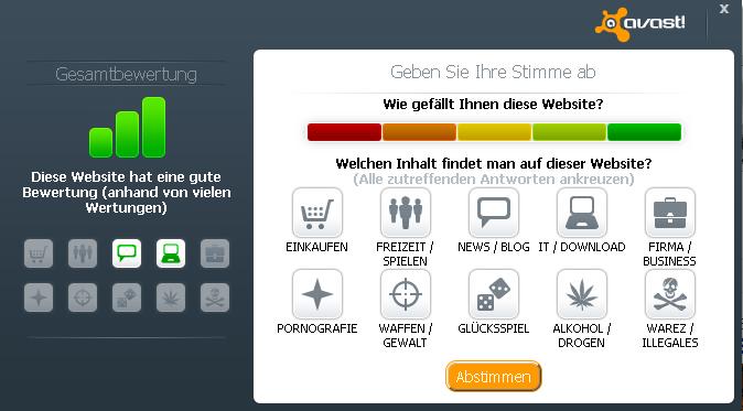 WebRep