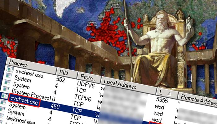 Was ist Zeus Gameover (Zeus P2P)? Wir zeigen Ihnen, wie Sie Ihr System bereinigen