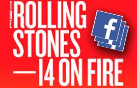 Rolling Stones – Konzertkarten bei Facebook