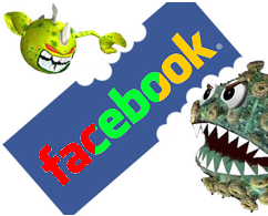 Colour Changer Malware auf Facebook