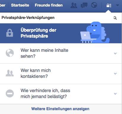 Facebook – Hilfe der Dino kommt
