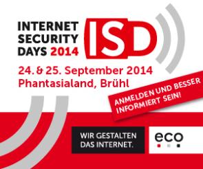 ISD2014: Die Welt der IT-Sicherheit im Phantasialand in Brühl