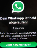 WhatsApp-Nutzer werden über Abofalle abgezockt