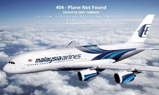 Webseite von Malaysia Airlines gehacked