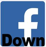Social-Media-Netzwerk Facebook nicht erreichbar