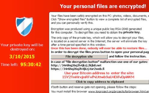 Verbreitung von TeslaCrypt über WordPress Seiten