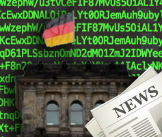 Cyber-Attacke auf den Bundestag