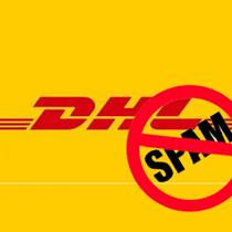 Spam – Information des DHL Logistik-Team lädt Trojaner herunter