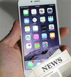 Fehler in neuer iOS-Version erzwingt Neustart