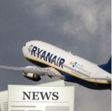 Fluggesellschaft Ryanair um fast 5 Millionen Euro erleichtert