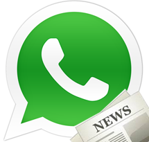 """WhatsApp – """"Wer am Glücksrad dreht"""""""