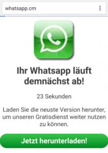 Screenshot von Heise.de