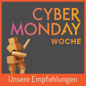 Amazon Cyber Monday: Wir sagen euch, welche Sicherheitsangebote es gibt.