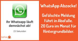 whatsapp.abzocke.facebook