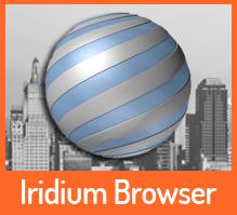 Iridium Browser – schützt Ihre Privatsphäre