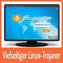 Xunpes – Vielseitiger Linux-Trojaner