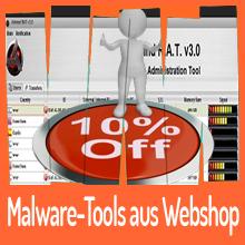 Malware-Tools zum Schnäppchenpreis