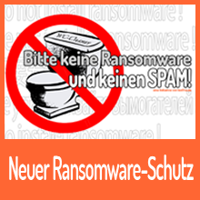 Botfrei with new Ransomware protection