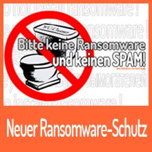 Botfrei mit neuem Ransomware-Schutz