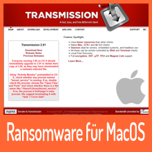 Ransomware KeRanger hat Macs im Visier
