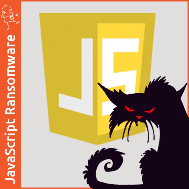 Ransomware: JavaScript-Anhänge auf dem Vormarsch
