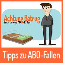 Smartphones – Vorsicht Abo-Falle