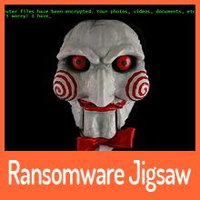Ransomware Jigsaw löscht stündlich verschlüsselte Daten