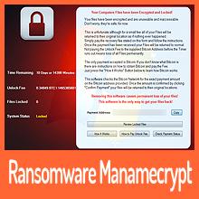 MANAMECRYPT – G DATA entdeckt neue Ransomware