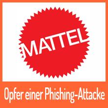 Barbie Hersteller Mattel fiel Phishing-Attacke zum Opfer