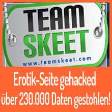 Erotik-Seite gehacked – über 230.000 Daten gestohlen!