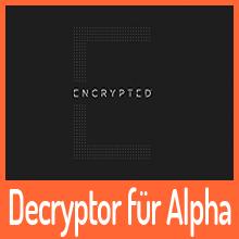Decryptor für Ransomware Alpha