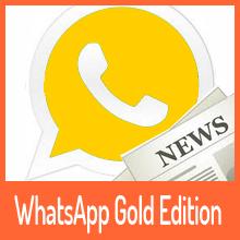 WhatsApp Gold Edition nicht nur für VIPs