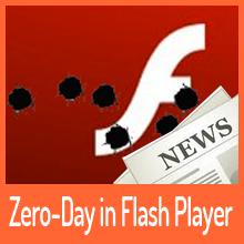 Zero-Day-Lücke in Flash Player