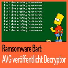 Ransomware Bart – kostenloser Decryptor!