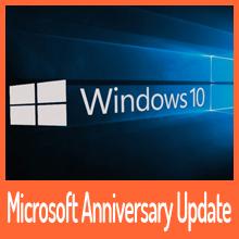 Microsoft rollt Anniversary Update aus